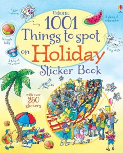 1001 things to spot books