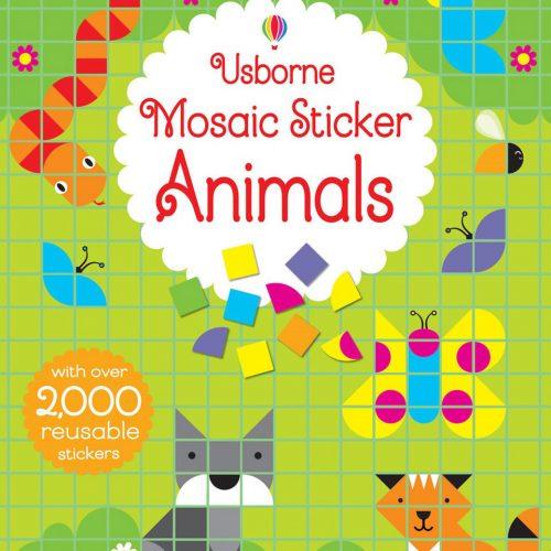 Mosaic Stickers