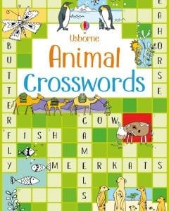 Crosswords and wordsearches